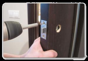 замена дверных замков